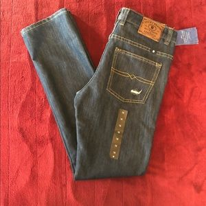 Lucky Brand🍀 NWT, Boy's Jeans Billy Straight 14